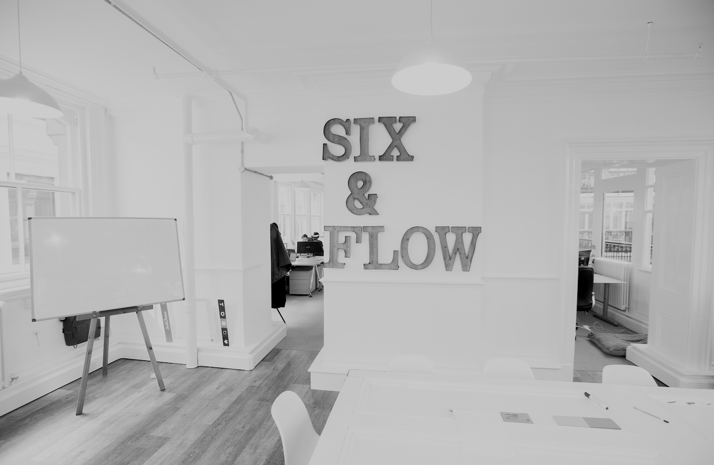 An introduction to Six & Flow, the growth and inbound marketing agency
