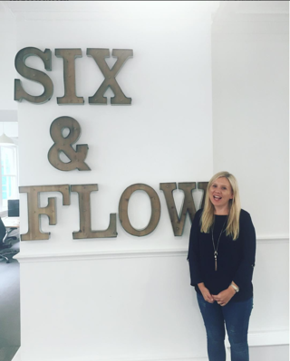 Charlotte Utton joins Six & Flow - Inbound Marketing Agency