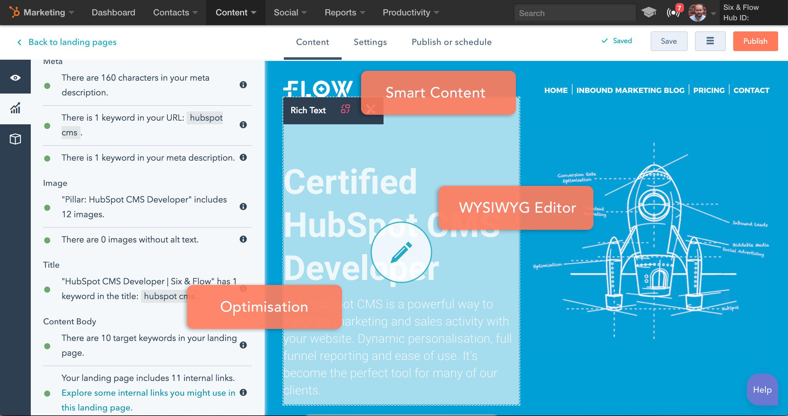HubSpot CMS Developer