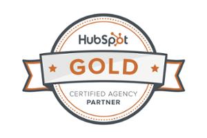 Six & Flow is now a UK HubSpot gold partner agency!