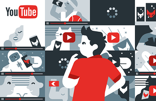 Video is one of the most consumed mediums online, so it's valuable for biddable media.