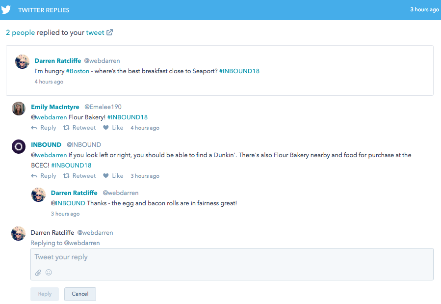 Satisfy all your social media monitoring needs using HubSpot