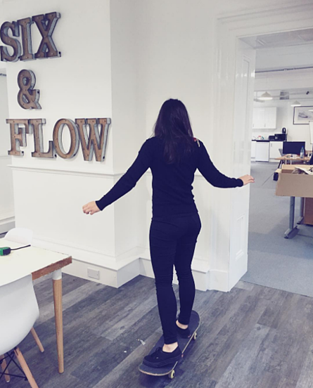 Manchester growth marketing agencySix & Flow has found a brand new home - Six and Flow