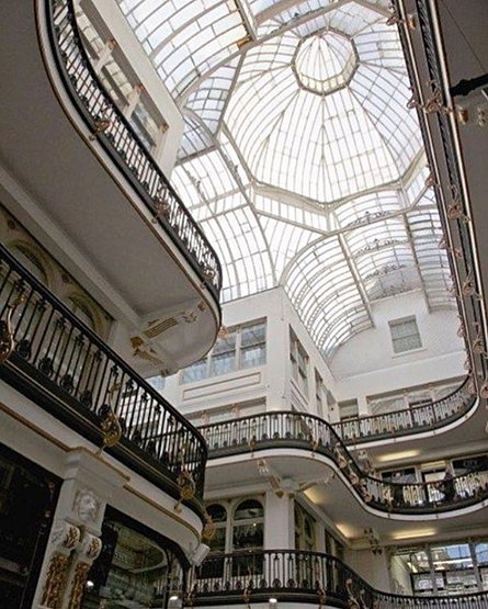 Manchester growth marketing agencySix & Flow has found a brand new home - Barton Arcade Roof