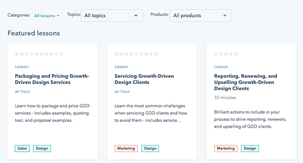 HubSpot offers the best customer service out there