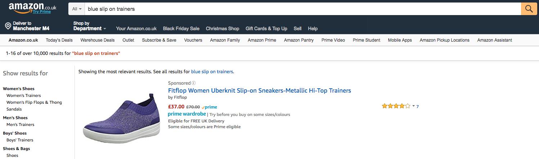 Who Should Advertise on Amazon?