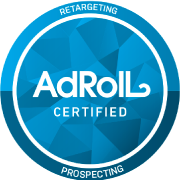 AdRoll certified paid media agency | Six & Flow