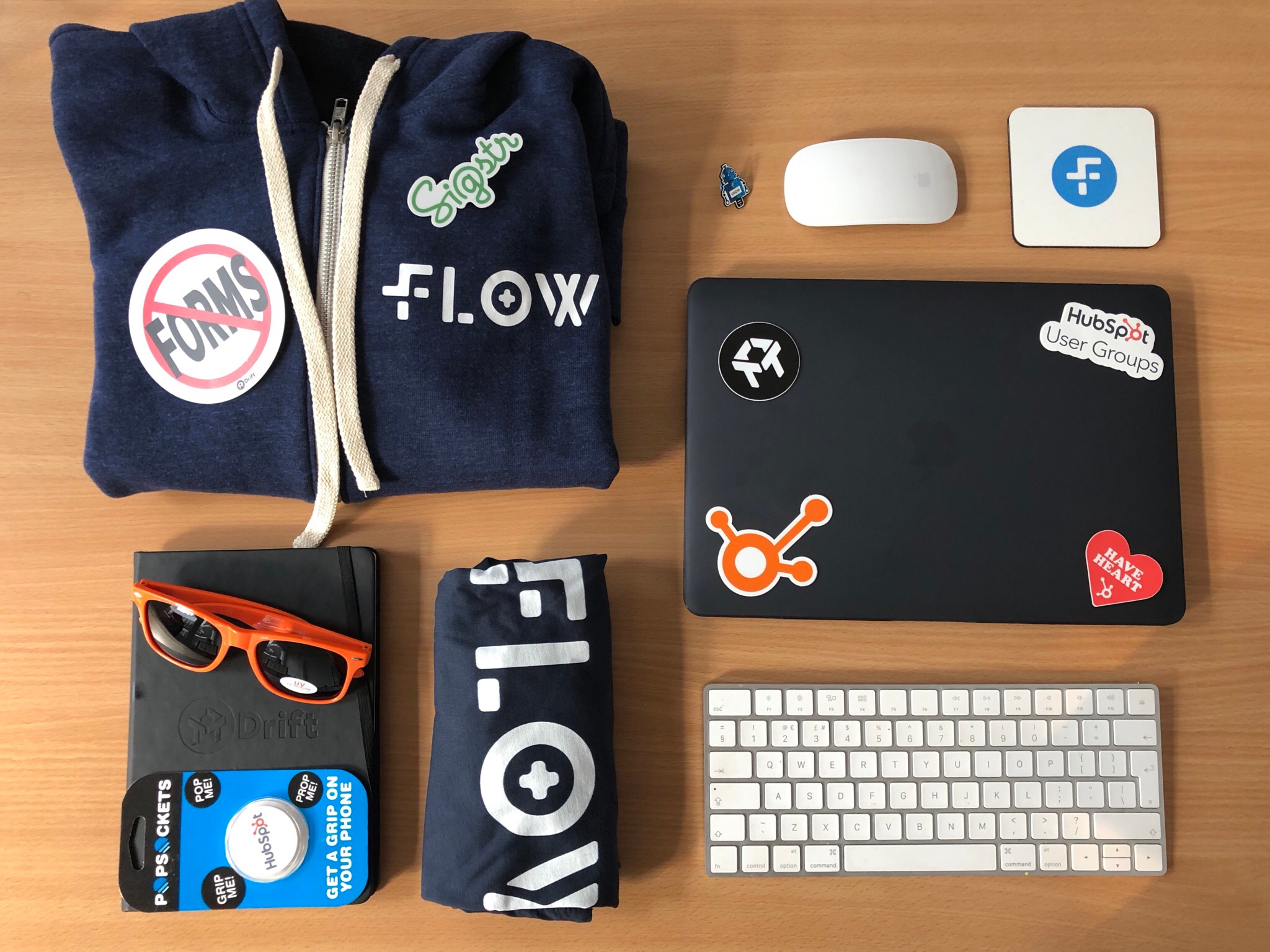 Week one at Six & Flow First impressions from an inbound strategist