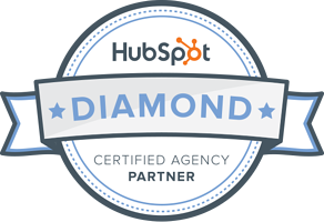 HubSpot Diamond Partner Badge
