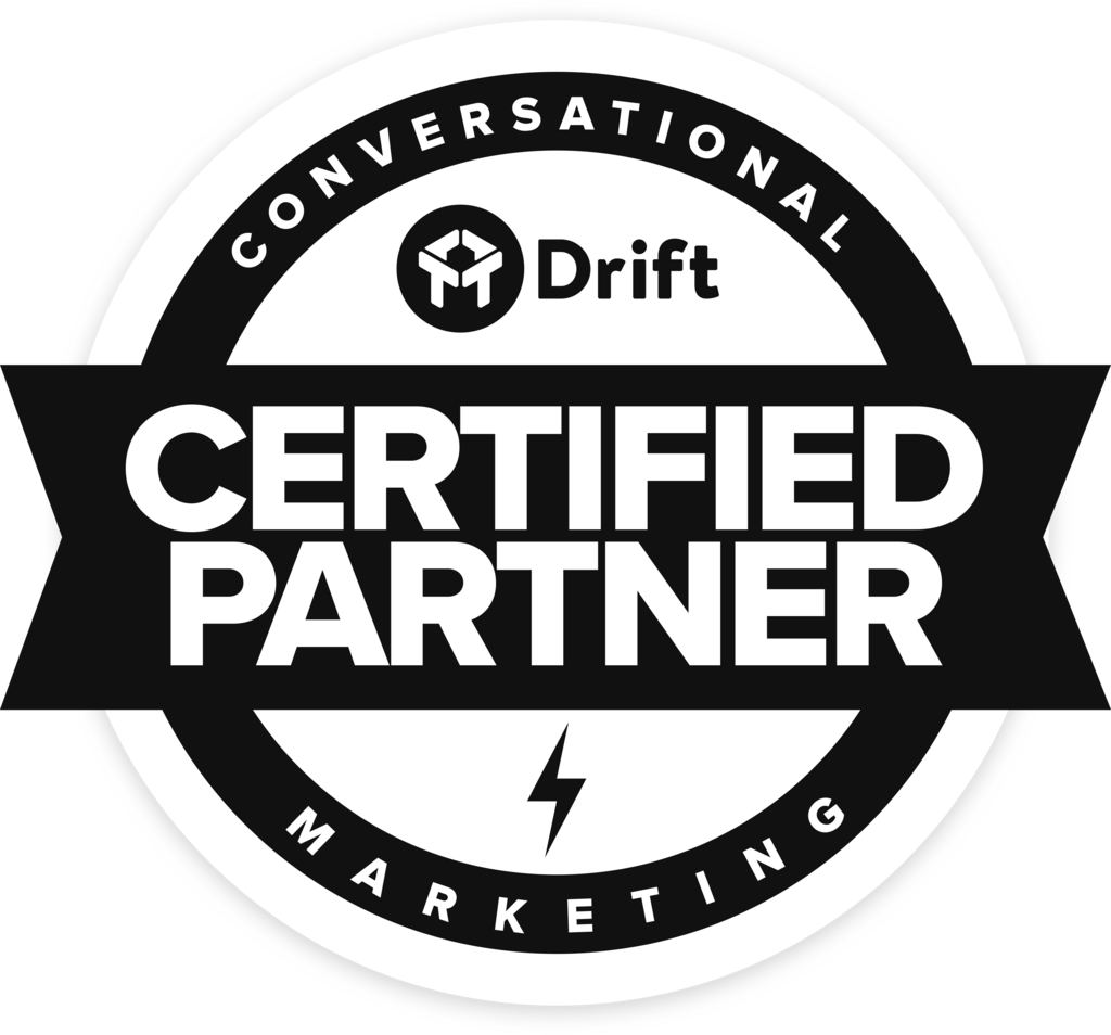 Six & Flow is proud to be a certified Drift marketing partner