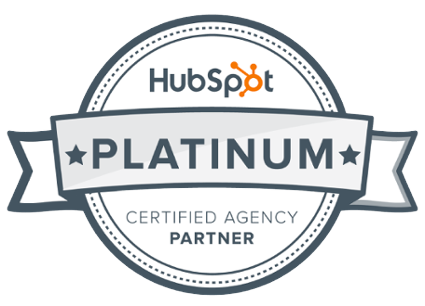 HubSpot CMS design with a Platinum Partner