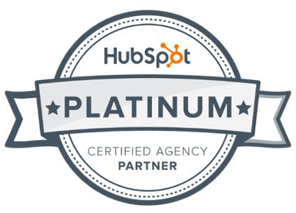 HubSpot CMS design with a Platinum Partner