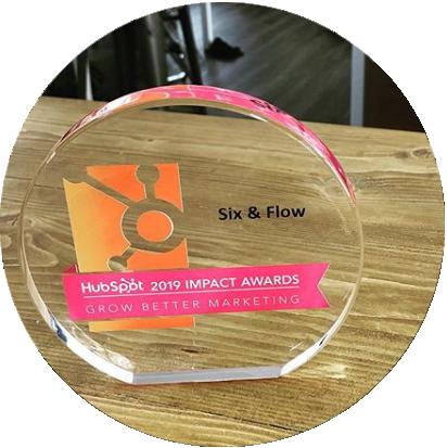 HubSpot 2019 Impact Award