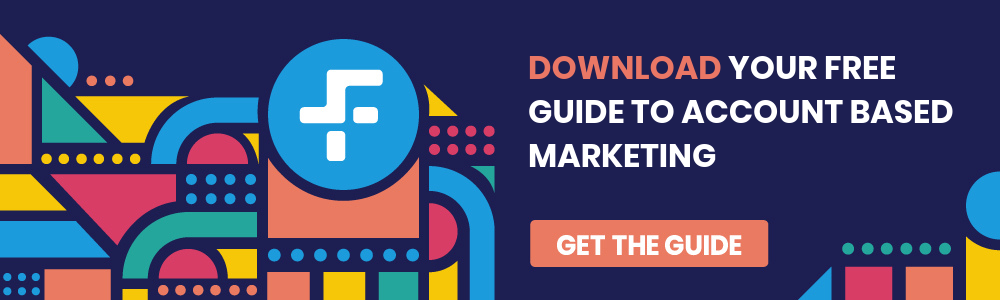 Download your free guide to account based marketing