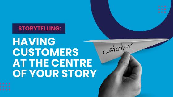 customer experience company story
