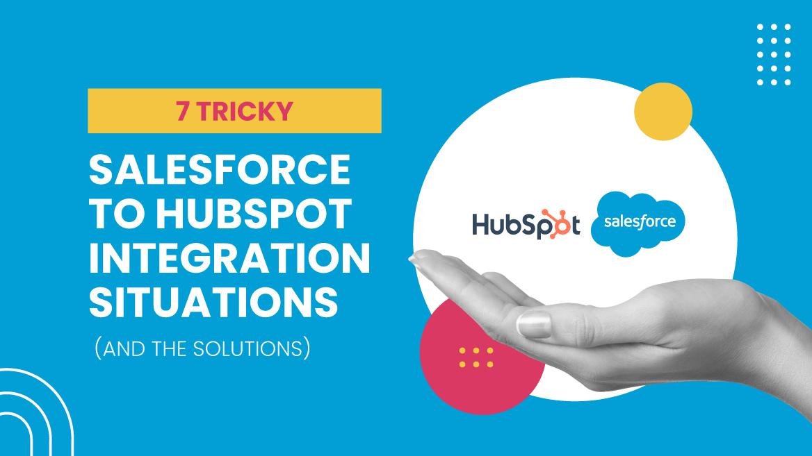 salesforce to hubspot integration
